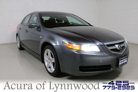 Pre-Owned 2006 Acura TL BASE 4dr Car