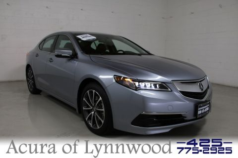 Certified Pre-Owned 2016 Acura TLX 3.5 V-6 9-AT P-AWS 4dr Car