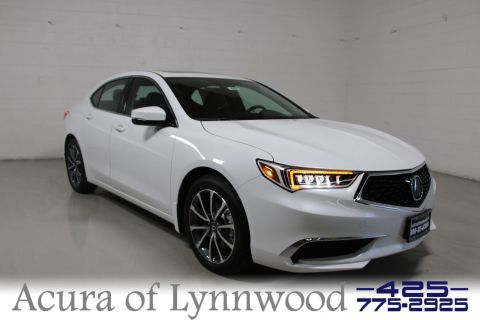 New 2018 Acura TLX V6 AWD