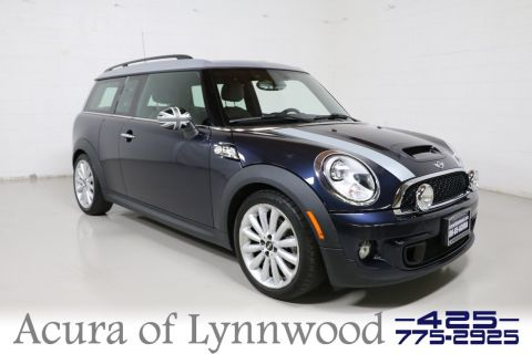 Pre-Owned 2013 MINI Cooper Clubman S 2dr Car