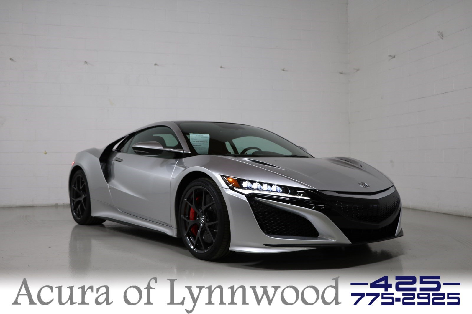 Pre Owned 2017 Acura Nsx 2dr Car In Lynnwood 696730