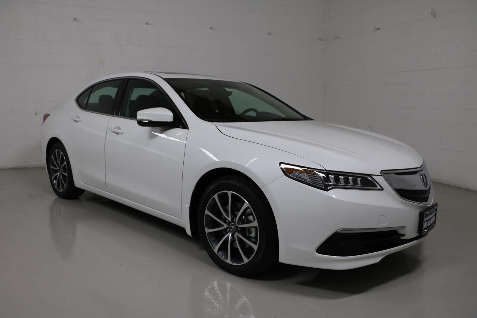 new 2017 acura tlx 3 5 v 6 9 at sh awd with technology package 4dr car in lynnwood h5430. Black Bedroom Furniture Sets. Home Design Ideas