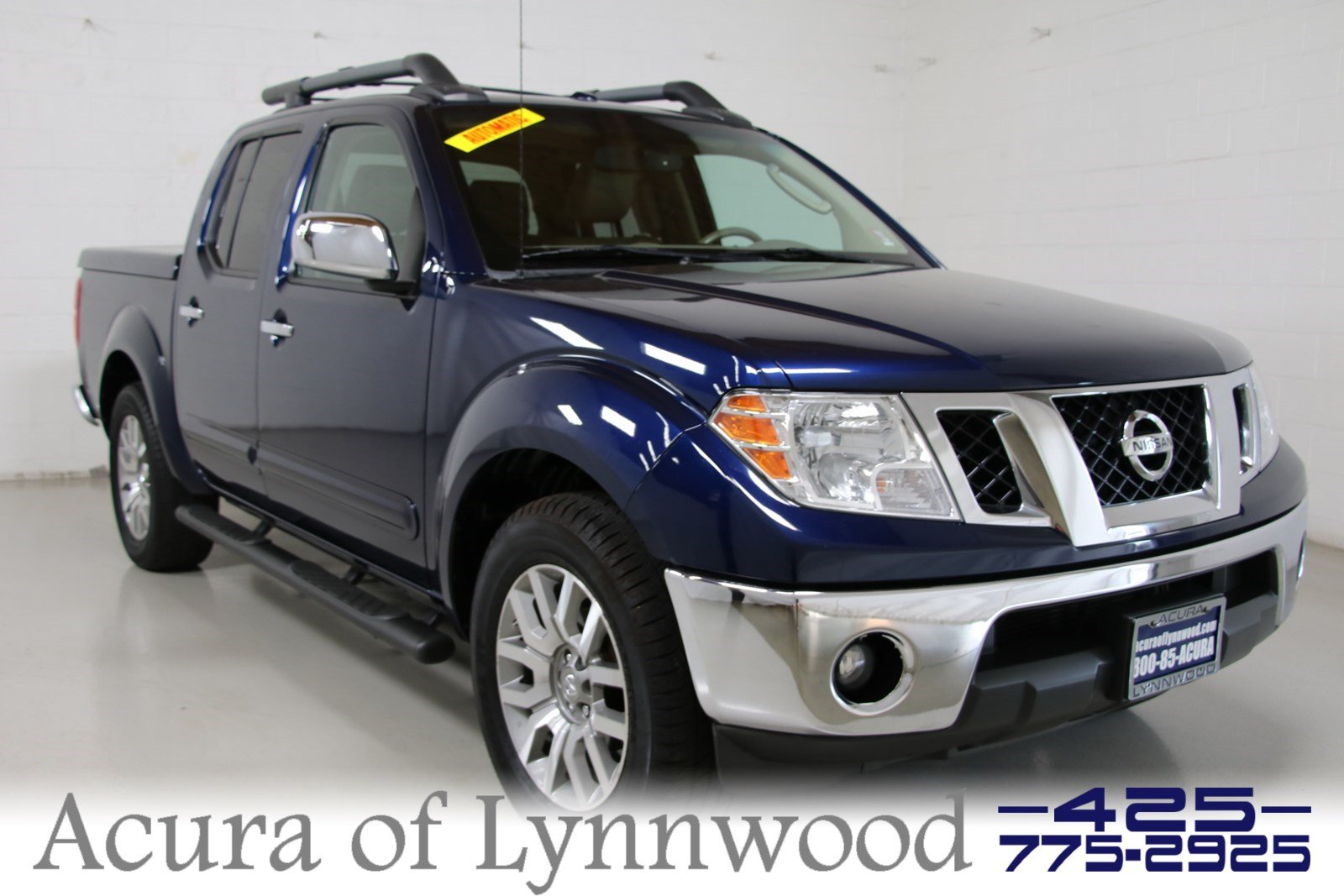 Pre-Owned 2010 Nissan Frontier